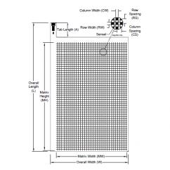 Pressure Mapping Sensor 5400N Thumbnail