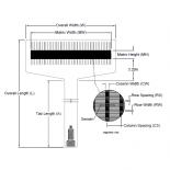 Pressure Mapping Sensor 5526 Thumbnail