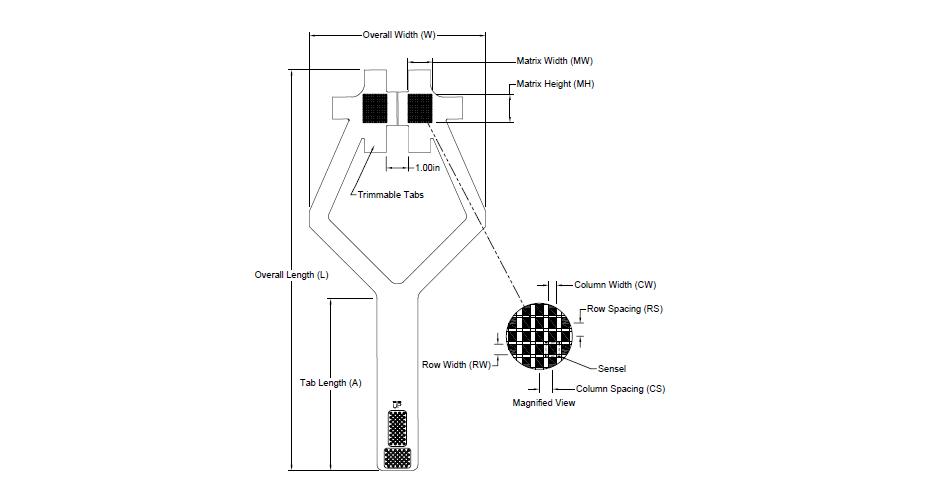 pressure mapping sensor 4000