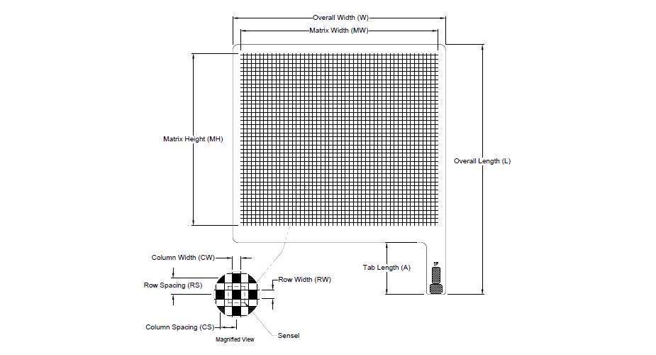 pressure mapping sensor 5315