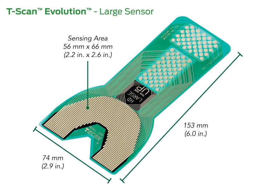T-Scan Evolution Sensor - Large