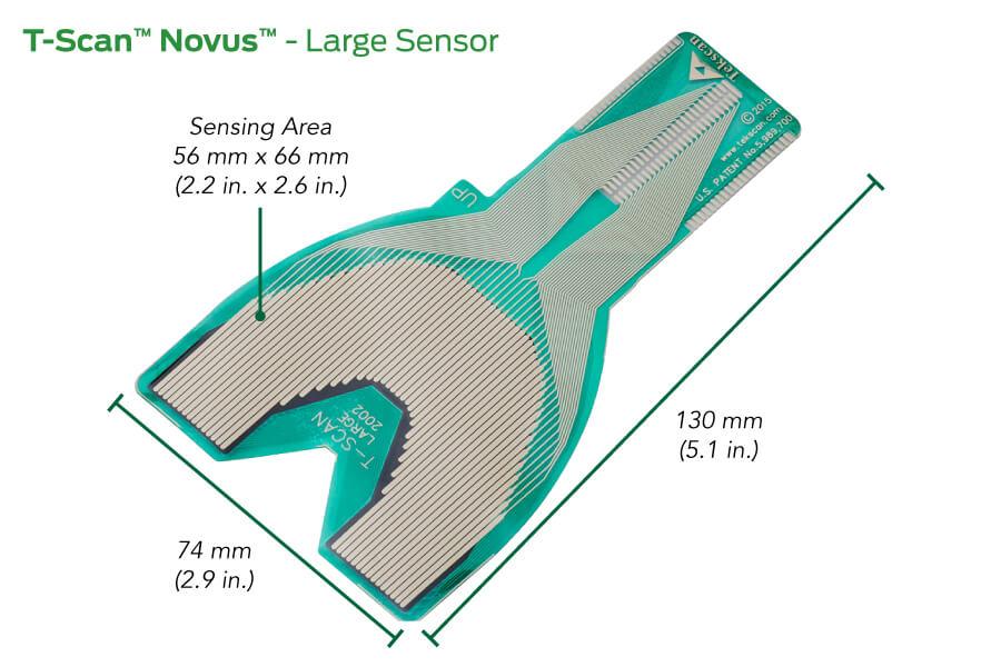 T-Scan Novus - Large Sensor