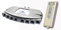 VersaTek 8 Port Hub and Handle