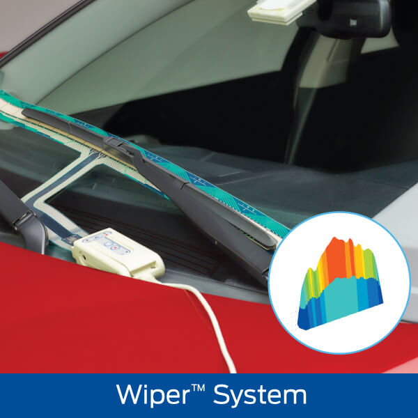 Wiper Pressure Mapping